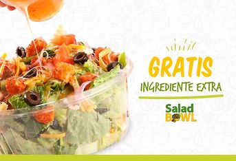 Ingrediente extra GRATIS