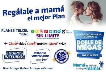 Adquiere un Plan Tablet