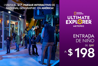 Cupon de descuento para NATIONAL GEOGRAPHIC ULTIMATE EXPLORER