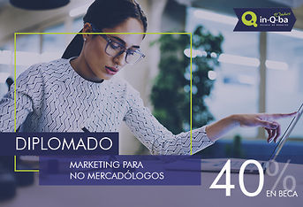 40% Diplomado en marketing para no mercadólogos