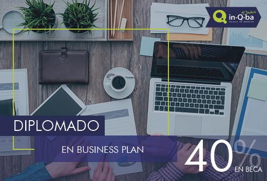 40% diplomado online en Business Plan