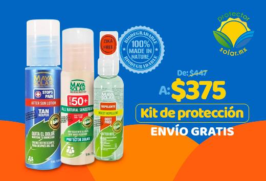 Kit de protección $375