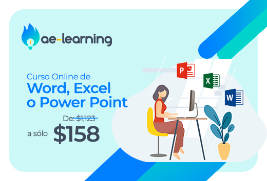Word, Excel o Power Point $158