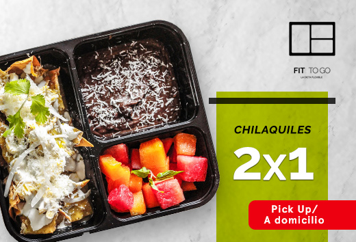 Chilaquiles 2x1