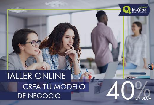 40% taller online crea tu modelo de negocio