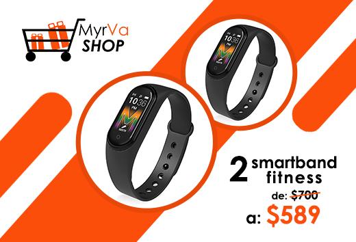 2 smartband fitness $589