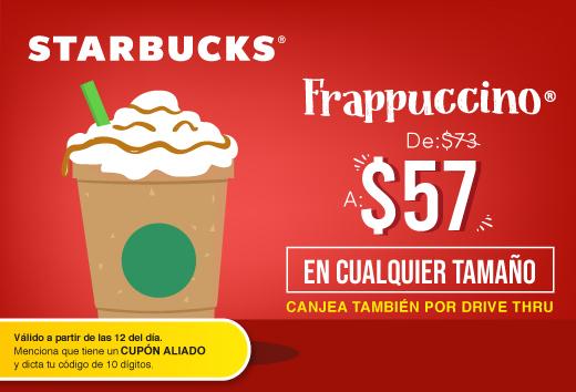 Frappuccino® $57