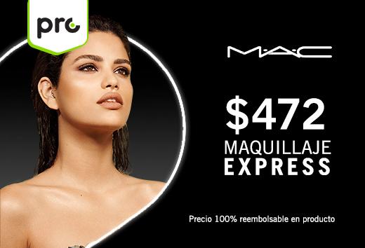Maquillaje express por $472