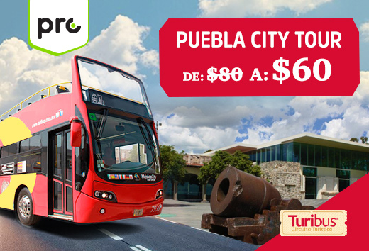 Puebla City Tour $60