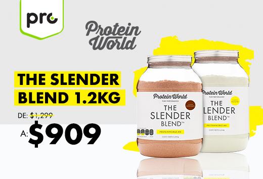 The slender blend 1.2kg $909