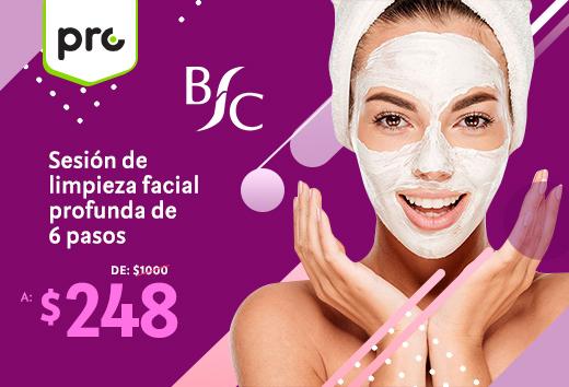 Limpieza facial profunda $248
