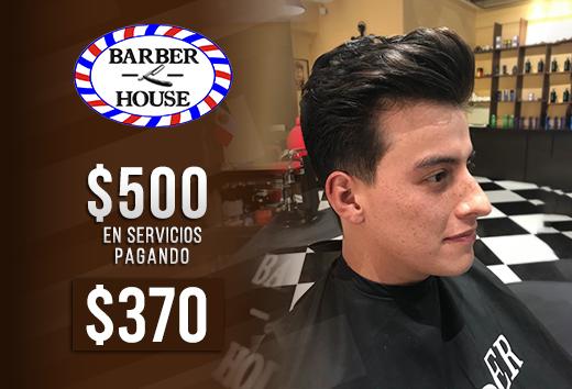 $500 en servicios pagando $370