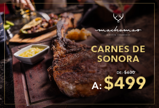 Carnes de Sonora $499