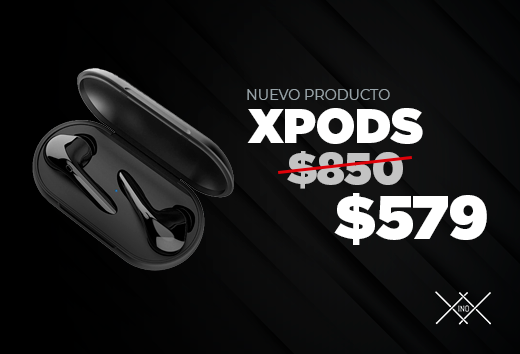 XPODS $579