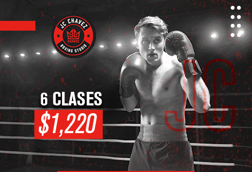 6 clases $1,220