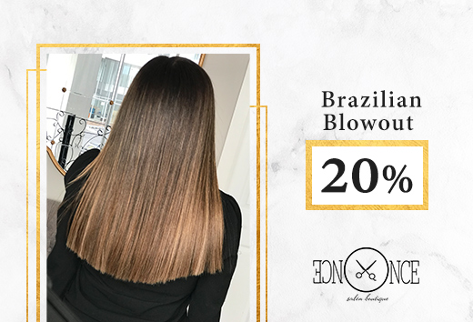 20% en brazilian blowout