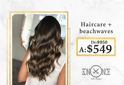 Haircare + beachwaves $549