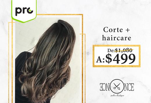 Corte+ haircare $499