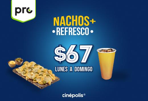 Combo nachos $67