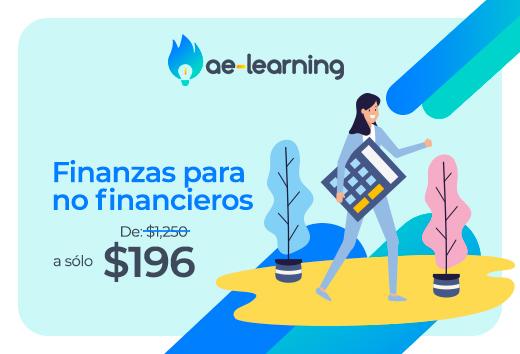 Finanzas para no financieros $196