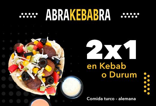 2x1 kebab o durum