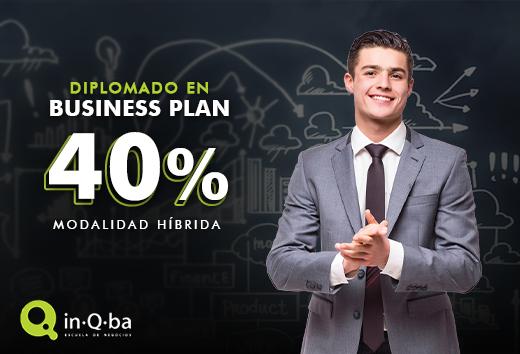 40% beca en Diplomado en Business Plan